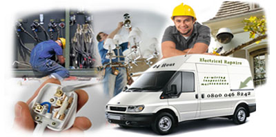 Quedgeley electricians